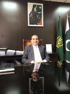 Mr. Habibullah Khan